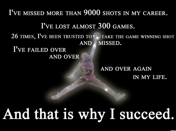 Michael Jordan - Reason for Success