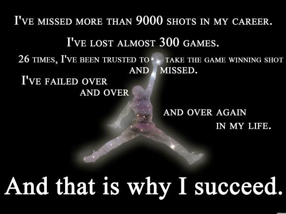 Michael Jordan - Reason for Success