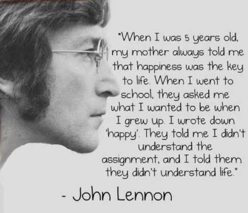 John Lennon Philosophy
