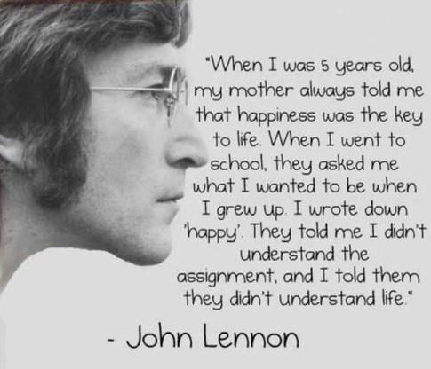 John Lennon Philosophy